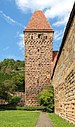 Witch tower - Maulbronn Monastery 01.jpg