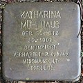 Witten Stolperstein Katharina Mühlhaus.jpg
