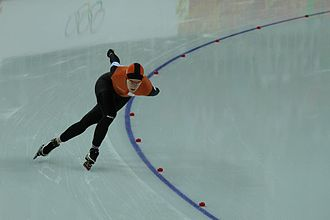 Speed skating at the 2014 Winter Olympics – Women's 3000 metres - Ireen Wüst