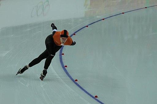 Women's 3000m, 2014 Winter Olympics, Ireen Wust