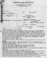 Wong Kim Ark testimony at Wong Yook Thue hearing 1925 page 1.png