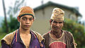 Workers after the day's work. Photo taken near Kausani.JPG