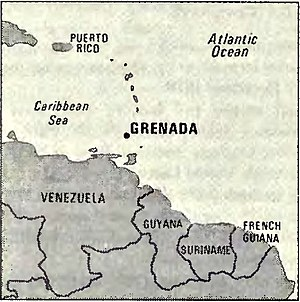 World Factbook (1982) Grenada.jpg