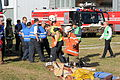 Worst-Case-Szenario Übung am Flughafen Graz (18. 10. 2013) (10358802205).jpg