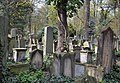 Wrocław (Breslau) Old Jewish Cemetery - by Pudelek 03.JPG