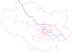 Wroclaw tram network 2009.png