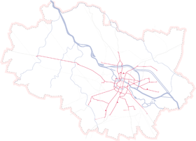 Image illustrative de l'article Tramway de Wrocław