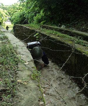 Bangladesh Military Academy - Assault course