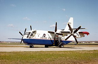 LTV XC-142 - XC-142A at the National Museum of the U.S. Air Force