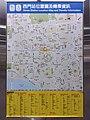 Ximen Station location map 20190812.jpg