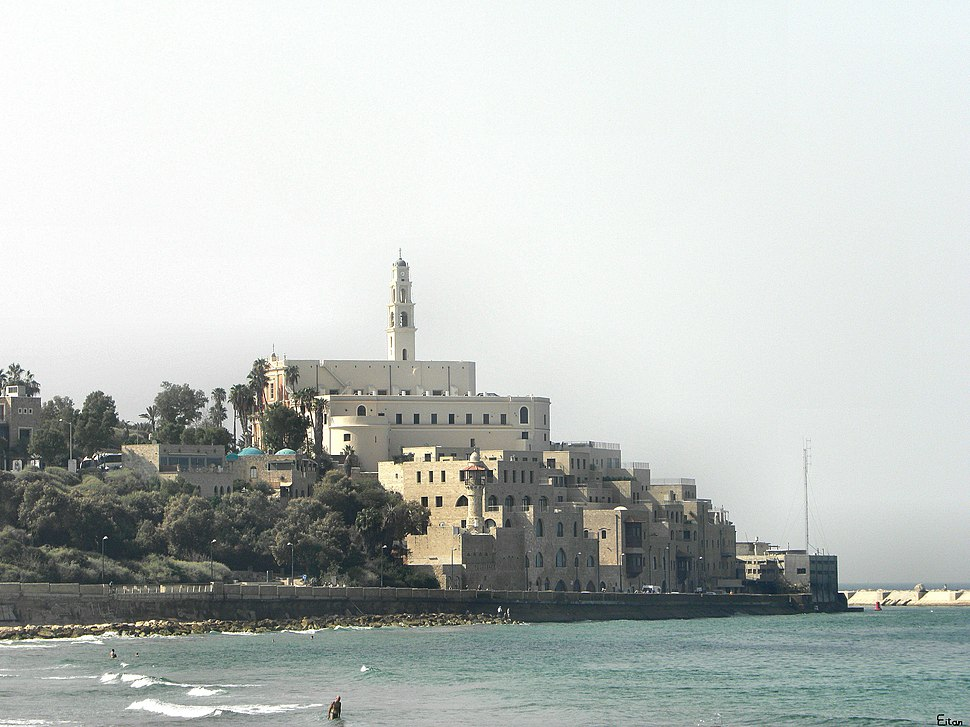 Yafo (Jaffa) hill