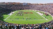 The Yale Bowl during The Game.