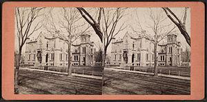 Street Hall - Street Hall, late 1800s
