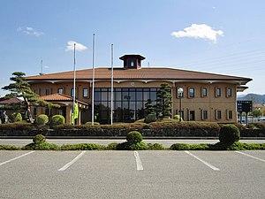 Yamagata, Nagano - Yamagata Village Hall