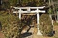 Yamiya Shrine(Eighth Palaces Shrine)(a.k.a. Shiga Shrine) - 八宮神社(志賀神社) - panoramio.jpg