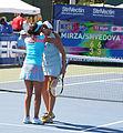 Yaroslava Shvedova and Sania Mirza (5996370372).jpg