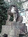 Yasui Kompira-gû - Komainu1.jpg