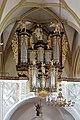Ybbs - Kirche, Orgel.JPG