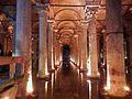 Yerebatan Sarnıcı, Yerebatan Sarayı, Versunkener Palast, Cisterna Basilica - panoramio.jpg