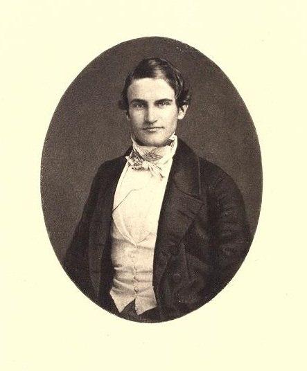 Young Francis Parkman