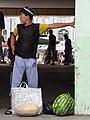 Young Man in Bazaar - Fergana - Uzbekistan (7550948252).jpg