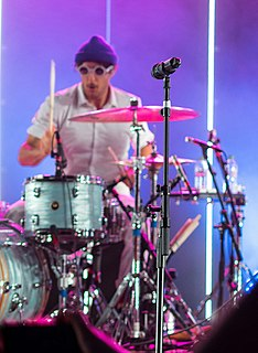Zac Farro drummer