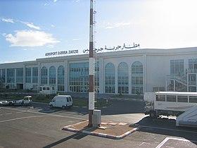 A roport international de djerba zarzis wikimonde - Office de l aviation civile et des aeroports tunisie ...