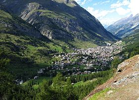 Image illustrative de l'article Zermatt