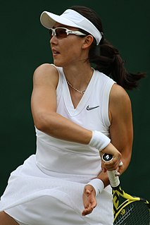 Zheng Saisai Chinese tennis player