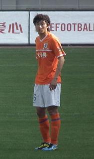 Zhou Haibin Chinese footballer