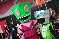 Zim & Gir cosplayers (22969231574).jpg