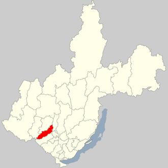 Ziminsky District - Image: Ziminskij Rajon Irkutsk Oblast