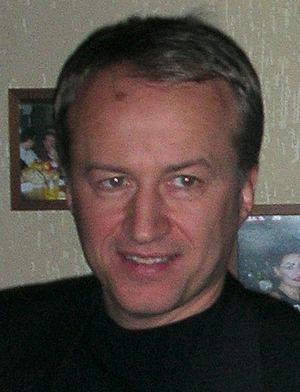 Oleksandr Zinchenko - Oleksandr Zinchenko in December 2005