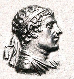 Zoilos I Indo-Greek king