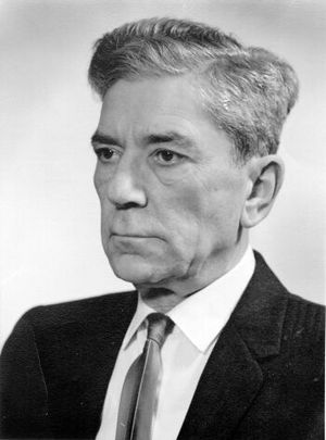 Zoltán Lajos Bay - Image: Zoltán Bay (1900 1992) Hungarian physicist
