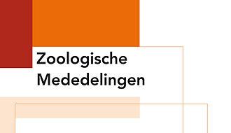 Zoologische Mededelingen - Image: Zoologische Mededelingen Logo