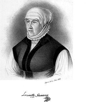 Zsuzsanna Lorántffy - Zsuzsanna Lorántffy