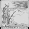 """AGAIN THE SPRINGBOARD OF CIVILIZATION"" - NARA - 535595.tif"