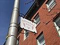 """Butcher's Hill"" sign near 2204 E. Pratt Street, Baltimore, MD 21231 (47592539792).jpg"