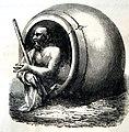 """""""Le tonneau de Diogène"""".jpg"""