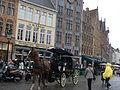 'Huis in de Klokke at Markt 14' by Tania Dey.JPG
