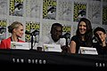'The Good Place' cast and crew visit San Diego Comic Con for a panel (43768255262).jpg