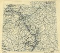 (March 22, 1945), HQ Twelfth Army Group situation map. LOC 2004631912.tif