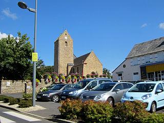 Grandparigny Commune in Normandy, France