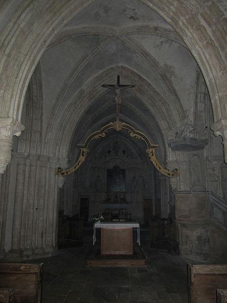 Église Saint-Martin de fr:Fontenay-sur-Mer