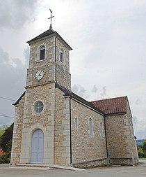 Église St Martin Barésia Ain 2.jpg