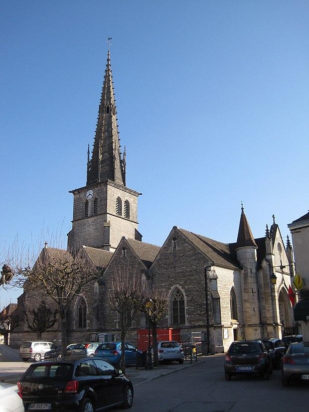 Monument historique à Meursault