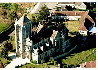 Rumilly-lès-Vaudes Commune in Grand Est, France
