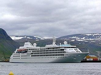 Silversea Cruises - Image: Ísafjörður 17