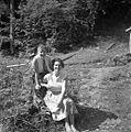 Članici ekipe (Ložar, Makarovič) 1963.jpg